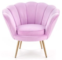 Home Style Fauteuil Amorino in lichtroze