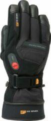 Zwarte 30SEVEN Verwarmde Skihandschoenen / Snowboardhandschoenen voor Heren en Dames – Verwarmde handschoenen met Accu – Winterhandschoen Ski voor Wintersport