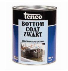 Zwarte Tenco Bottomcoat onderwatercoating zwart 1 l