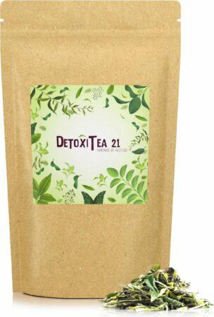 Afbeelding van Valetudo® Homemade Detox Thee Detoxitea 21 – Kruidenthee met Natuurlijke Ingrediënten voor Gezonde Levensstijl – 100g