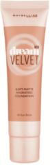 Maybelline Foundation - Dream Velours Matte 48 Sun Beige 30ml