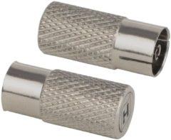 Hirschmann Multimedi afsluitweerstand, aansluitingwijze coax (IEC), toepassing