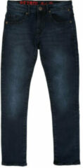 Blauwe Petrol Industries slim fit jeans blue black