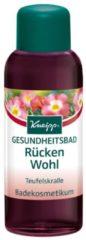 Kneipp Badezusatz Badeöle Gesundheitsbad Rücken Wohl 100 ml