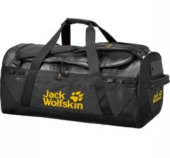 Jack Wolfskin Expedition Trunk 65 black Weekendtas