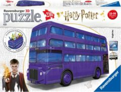 Ravensburger Harry Potter Bus 3D puzzel 216 stukjes