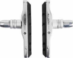 M-wave Remblokken V-brake 72 Mm Zilver