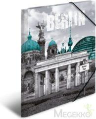 "HERMA HERMA Eckspannermappe ""Trendmetropolen - Berlin"", PP, A3 (7273)"