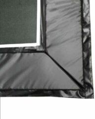 Etan UtlraFlat Etan UltraFlat vierkante trampoline beschermrand 294 x 294 cm zwart