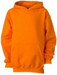 James & Nicholson James and Nicholson Kinderen/Kinderkapjes Sweatshirt (Oranje)