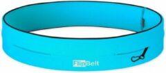 Flipbelt Classic Lichtblauw - Running belt - Hardlopen - XL
