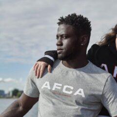 AFC Ajax T-shirt AFCA grijs