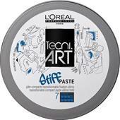 L'Oreal Professionnel Haarstyling Tecni.Art Stiff Paste 75 ml