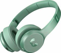 Groene Fresh n Rebel Fresh 'n Rebel Draadloze On-ear hoofdtelefoon met Active Noise Cancelling- Code ANC - Misty Mint