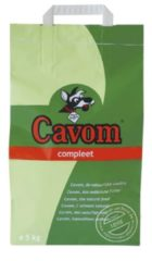 Cavom Compleet Adult Vlees - Hondenvoer - 5 kg - Hondenvoer