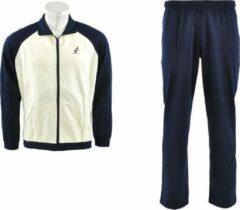 Blauwe Australian - Sweatsuit - Heren - maat 46