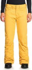 Gele Roxy Backyard Dames Skibroek - Spruce Yellow - Maat M