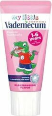 Vademecum - Junior Fluoride Toothpaste Paste For Children Strawberry 50Ml
