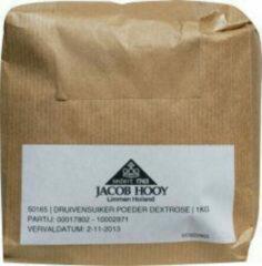 Druivensuiker poeder van Jacob Hooy : 1000 gram