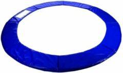 Merkloos / Sans marque Trampoline rand afdekking - Blauw - 366 cm - AP Sport