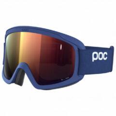 Blauwe POC Opsin Clarity Skibril - Uranium Black/Spektris Orange Opsin Clarity