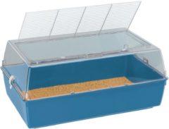 Ferplast Hamster/Muizenkooi Duna Multy - Dierenverblijf - 71x46x31.5 cm Assorti
