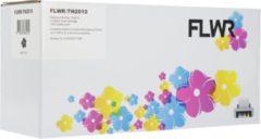 FLWR - Toner / TN-2010 Zwart - Geschikt voor Brother