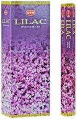 Grijze HEM Wierook - Lilac - Slof (6 pakjes/120 stokjes)