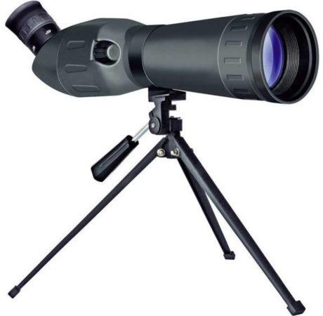 Afbeelding van Zoom-monoculair Bresser Optik Spotty 20 tot 60 x 60 mm Zwart
