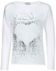 Witte Oversized shirt