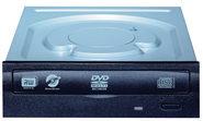 LiteOn IHAS124-14, DVD-Brenner + MediaRange DVD-R 16x 4,7 GB SamplePack 1St, DVD-Rohlinge