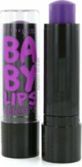 Paarse Maybelline Baby Lips Lipbalm - Berry Bomb (2 Stuks)