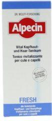 Alpecin Medicinal Fresh Vital Hoodfhuid- En Haartonic Lotion Alle Haartypen 200ml