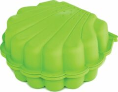 Paradiso Home Entertainment Zandbak - Zand en Water schelp - (set van 2) - Groen