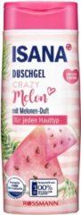 ISANA Douchegel Crazy Melon - met een fruitige geur van verse meloen (300 ml)