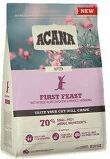 9x Acana First Feast voor kittens 340 gr.