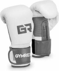 Gymrex Bokshandschoenen - 10 oz - metallic zilver