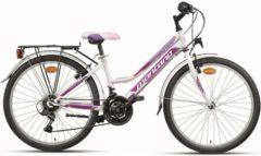 Montana Bike 24 Zoll Mädchen Fahrrad Montana Escape 18... weiß