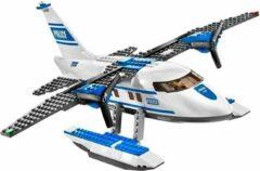 Witte LEGO Politie Watervliegtuig