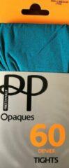 Pretty Polly 60 Denier opaques Tights - M/L - Jade