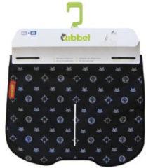 Zwarte Qibbel Q712 - Stylingset Windscherm - Family Black