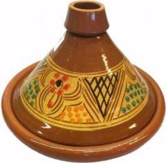 Bruine Marocstore.nl Marokkaanse Familie Tajine - Ø 30 Cm