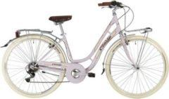 28 Zoll Cinzia Mia Damen City Fahrrad 6... hellviolett