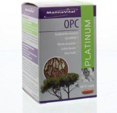 Mannavital OPC Platinum 60 Capsules
