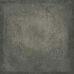 Antraciet-grijze Baldocer Ceramica Baldocer Cerámica Vloer- en wandtegel Grafton Anthracite 120x120 cm Gerectificeerd betonlook Mat Antraciet SW07310901