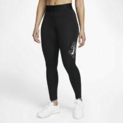 Nike Air Dameslegging (grote maten) - Zwart
