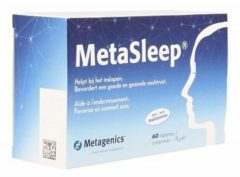 Metagenics Metasleep tabletten 60 st
