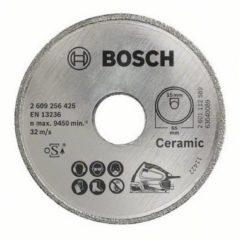 Bosch Diamanttrennscheibe Standard for Ceramic, 65 x 15 x 1,9 mm