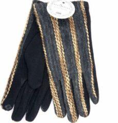 Gouden Winter Handschoenen Tresse Dorée van BellaBelga