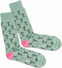 Groene DillySocks Dilly socks After Work Sock
